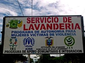 Federacion de Mujeres de Sucumbíos (2)