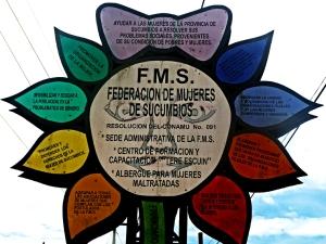 Federacion de Mujeres de Sucumbíos